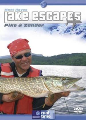 Matt Hayes: Lake Escapes: Pike and Zander Online DVD Rental
