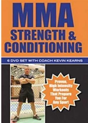 Rent MMA Strength and Conditioning Online DVD Rental