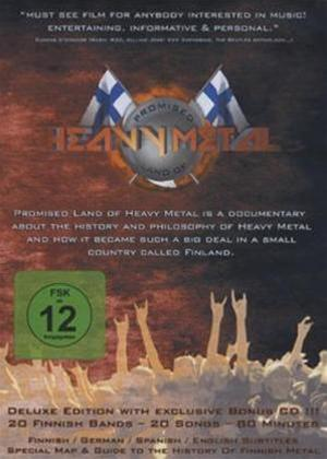 Rent Promised Land of Heavy Metal Online DVD Rental