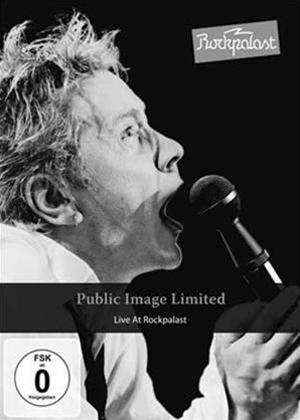 Rent Public Image Ltd: Live at Rockpalast Online DVD Rental