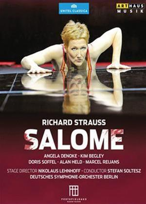 Rent Salome: Deutsches Symphonie Orchester (Soltesz) Online DVD Rental