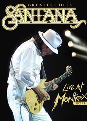 Santana: Greatest Hits: Live at Montreux 2011 Online DVD Rental