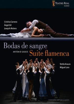 Rent Bodas De Sangre/Suite Flamenca: Compañía Antonio Gades Online DVD Rental