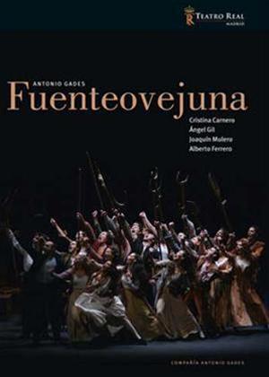 Rent Fuenteovejuna: Compañía Antonio Gades Online DVD Rental