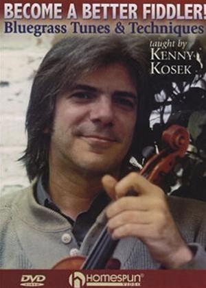 Rent Kenny Kosek: Become a Better Fiddler Online DVD Rental