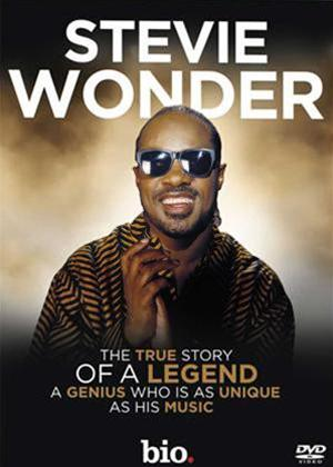 Stevie Wonder: The True Story of a Legend Online DVD Rental