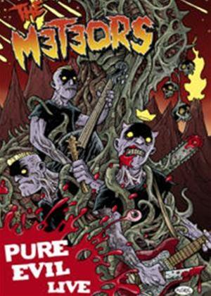 The Meteors: Pure Evil: Live Online DVD Rental