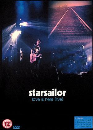 Rent Starsailor: Love Is Here: Live Online DVD Rental