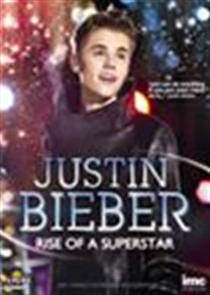 Rent Justin Bieber: Rise of a Superstar Online DVD Rental