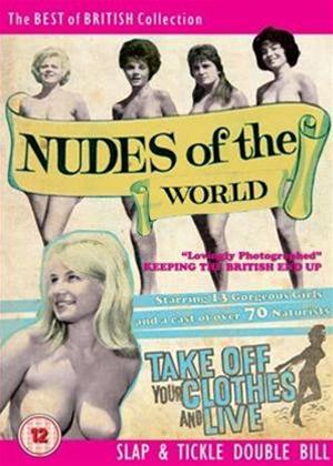 Nudes of the World/Take Off Your Clothes and Live Online DVD Rental