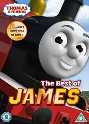 Rent Thomas the Tank Engine and Friends: The Best of James Online DVD Rental