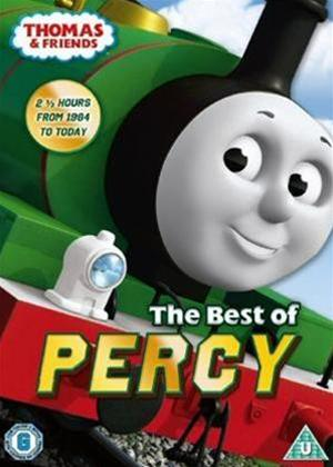 Rent Thomas the Tank Engine and Friends: The Best of Percy Online DVD Rental