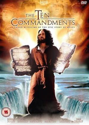 Ten Commandments Online DVD Rental