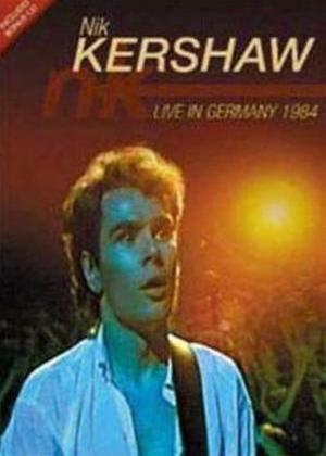 Nik Kershaw: Live Online DVD Rental