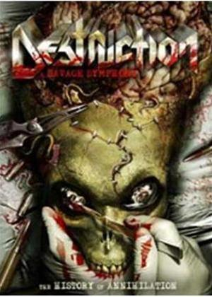 Rent Destruction: A Savage Symphony Online DVD Rental