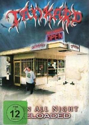 Tankard: Open All Night: Reloaded Online DVD Rental