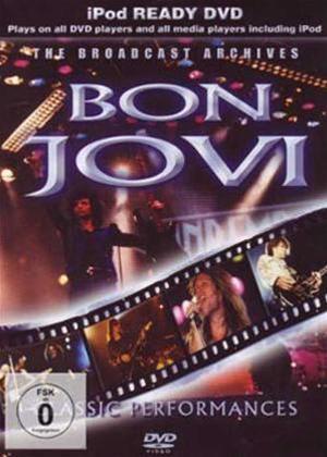 Rent Bon Jovi: Classic Performances Online DVD Rental