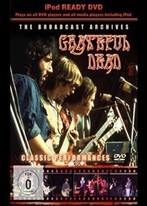 Grateful Dead: The Broadcast Archives Online DVD Rental