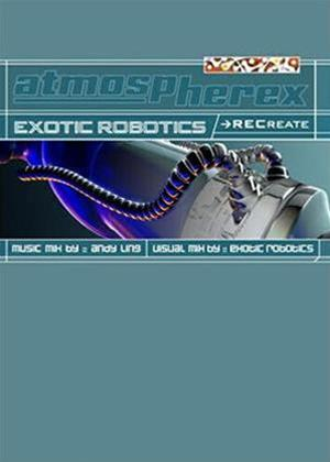 Exotic Robotics: Recreate Online DVD Rental