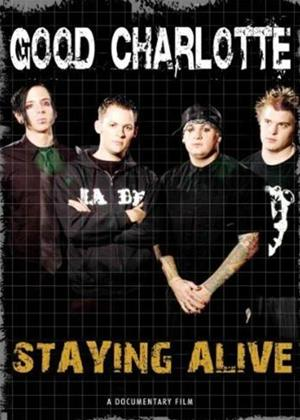 Good Charlotte: Staying Alive Online DVD Rental