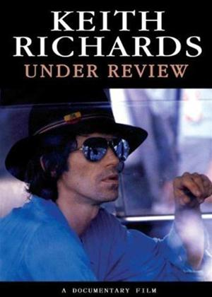 Rent Keith Richards: Under Review Online DVD Rental