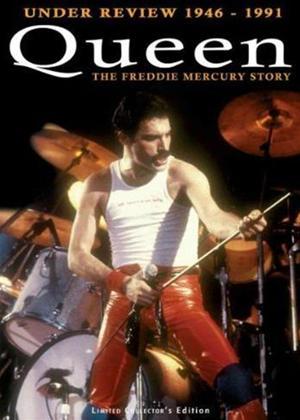 Rent Queen: Under Review: 1946: 1991: The Freddie Mercury Story Online DVD Rental