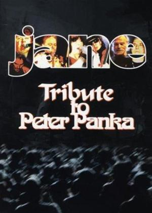 Jane: Tribute to Peter Panka Online DVD Rental