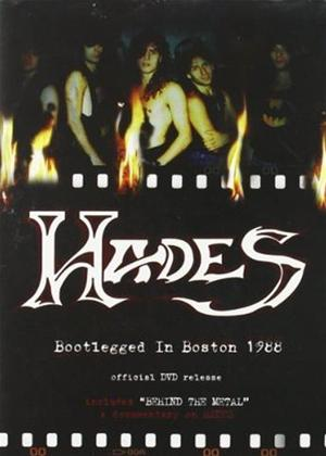 Rent Hades: Bootlegged in Boston 1988 Online DVD Rental
