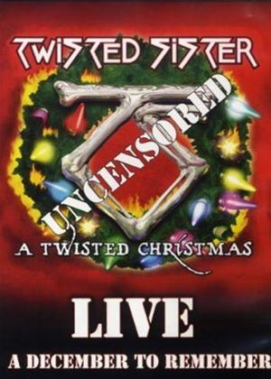 Twisted Sister: A December to Remember Online DVD Rental