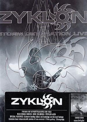 Zyklon: Storm Detonation Live Online DVD Rental
