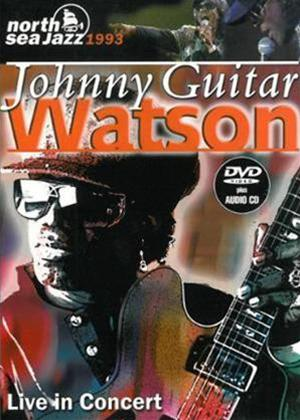 Rent Johnny Guitar Watson: North Sea Jazz Festival 1993 Online DVD Rental