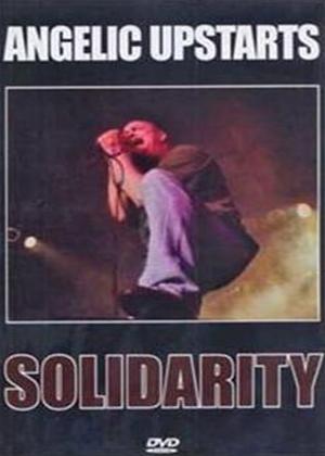 Rent Angelic Upstarts: Solidarity: Live! Online DVD Rental