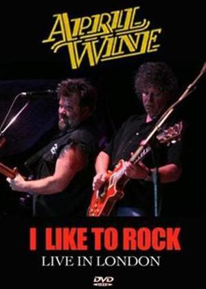 April Wine: I Like to Rock: Live in London Online DVD Rental