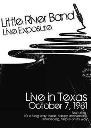 Little River Band: Live Exposure Online DVD Rental