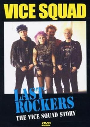 Rent Vice Squad: Last Rockers: The Story Of Online DVD Rental