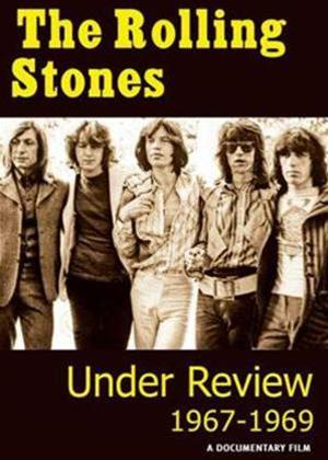 Rolling Stones: Under Review 1967-1969 Online DVD Rental