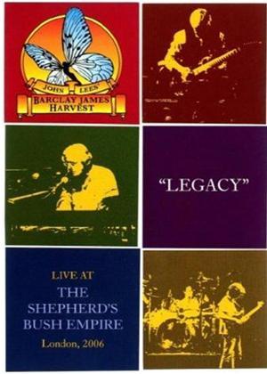 Rent Barclay James Harvest: Legacy Online DVD Rental