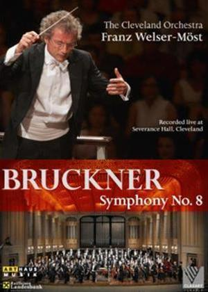 Rent Bruckner: Symphony No.8: Cleveland Orchestra Online DVD Rental