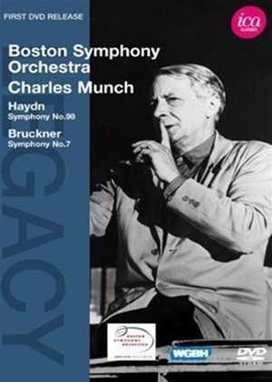 Rent Charles Munch: Haydn / Bruckner Online DVD Rental