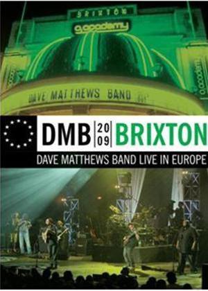 Dave Matthews Band: Brixton: Live in Europe Online DVD Rental