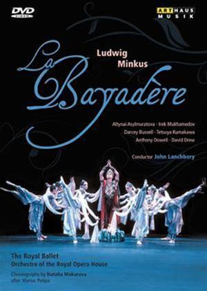 Rent La Bayadere: The Royal Ballet Online DVD Rental