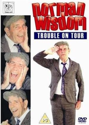 Rent Norman Wisdom: Trouble on Tour Online DVD Rental