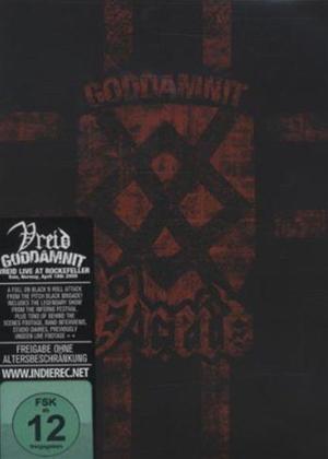 Rent Vreid: Vreid Goddammit Online DVD Rental