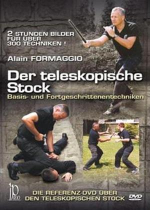 Rent Alain Formaggio: Der Teleskopische Stock Basis- Und Fortg Online DVD Rental