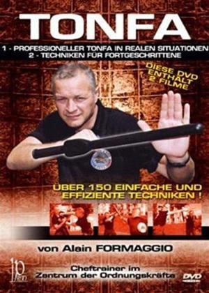 Alain Formaggio: Tonfa Online DVD Rental