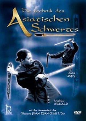 Rent Andre Loupy and Angelique Mallard: Die Technik Des Asiatischen Schwertes Online DVD Rental