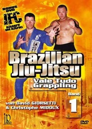 Rent David Giorsetti: Jiu-Jitsu Bresilien Vale Tudo Grappling Online DVD Rental