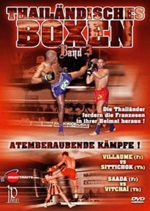 Different Fighters: Thai Boxing Vol.3 Online DVD Rental