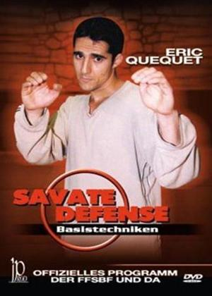 Rent Eric Quequet: Savate Defense Basic Techniques Online DVD Rental