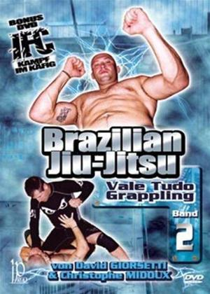Rent Brazilian Jiu-jitsu: Vol.2: Vale Tudo Grappling Online DVD Rental